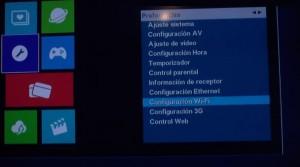 menu iris 9700