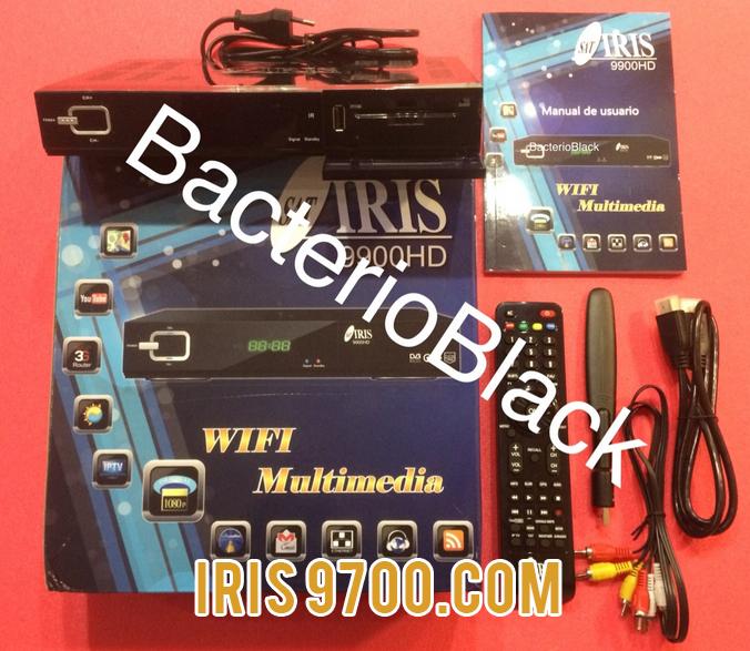 interior iris 9900