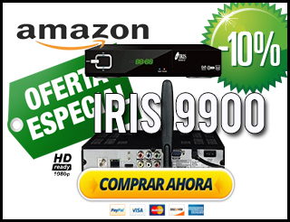 iris 9900 comprar