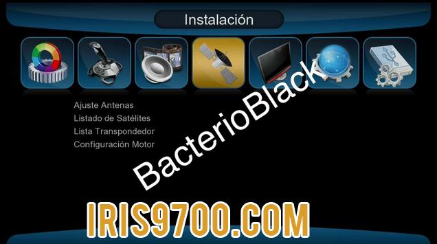 menu instalacion 9900 hd