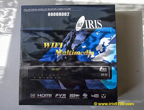 Comprar Iris 9900 HD