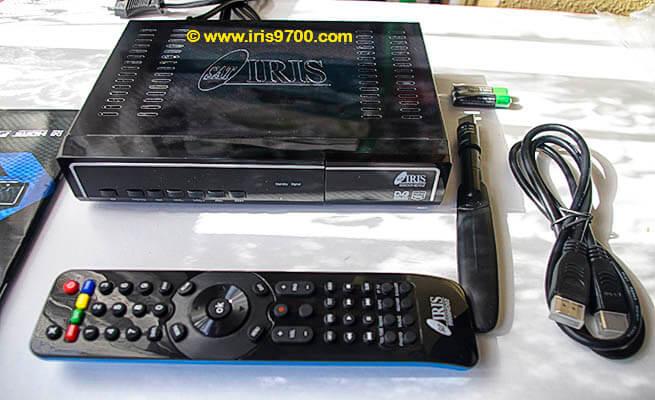 Comprar Iris 9900
